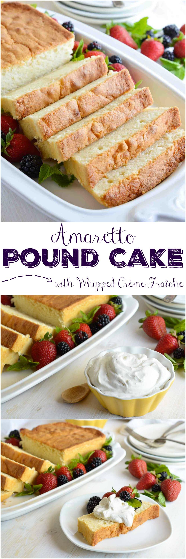 Easy Homemade Sour Cream Pound Cake Recipe