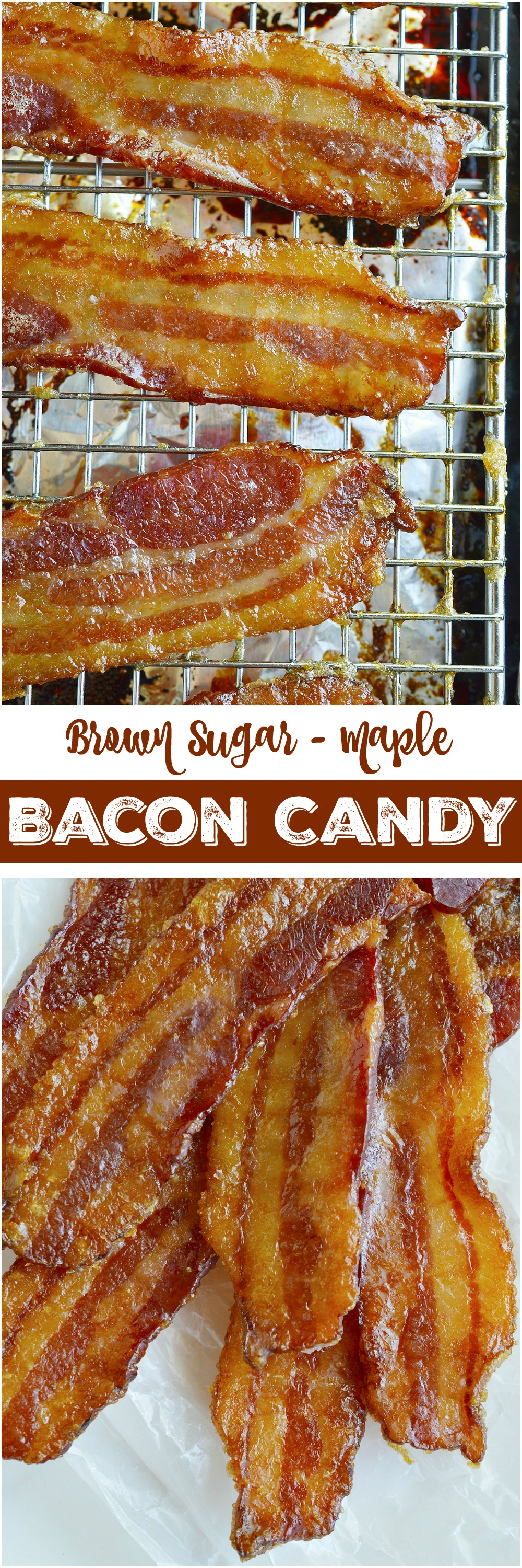 Brown Sugar Maple Bacon Wonkywonderful