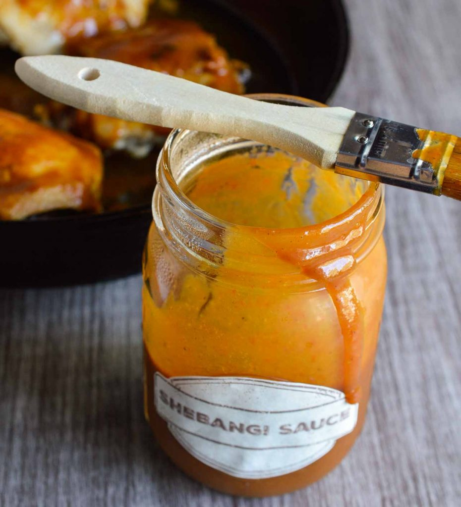 Homemade Bbq Sauce Recipe - WonkyWonderful