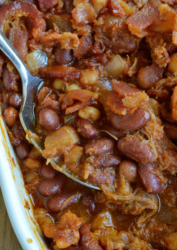 Double Pork Baked Beans Recipe