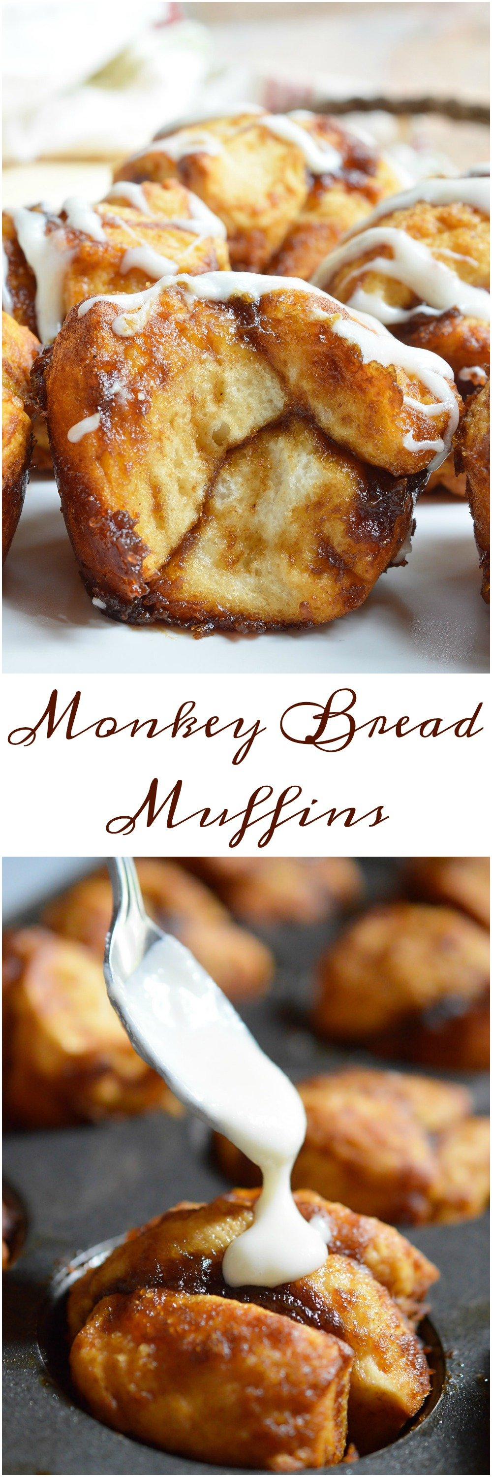 Monkey Bread Muffins - Video - WonkyWonderful