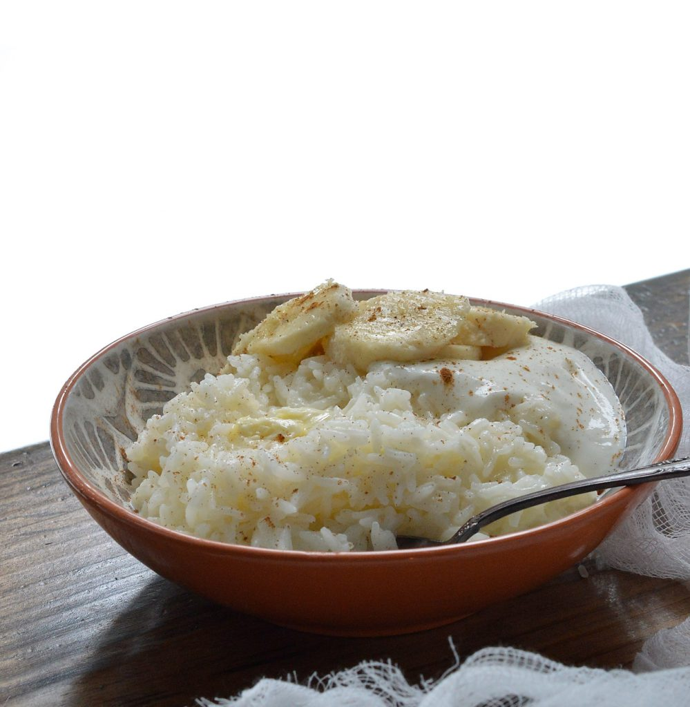 5 Ingredient Breakfast Rice
