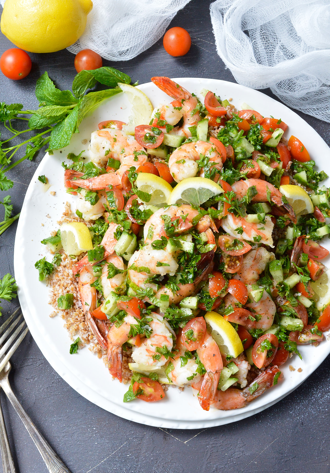 how to prepare tabouli salad
