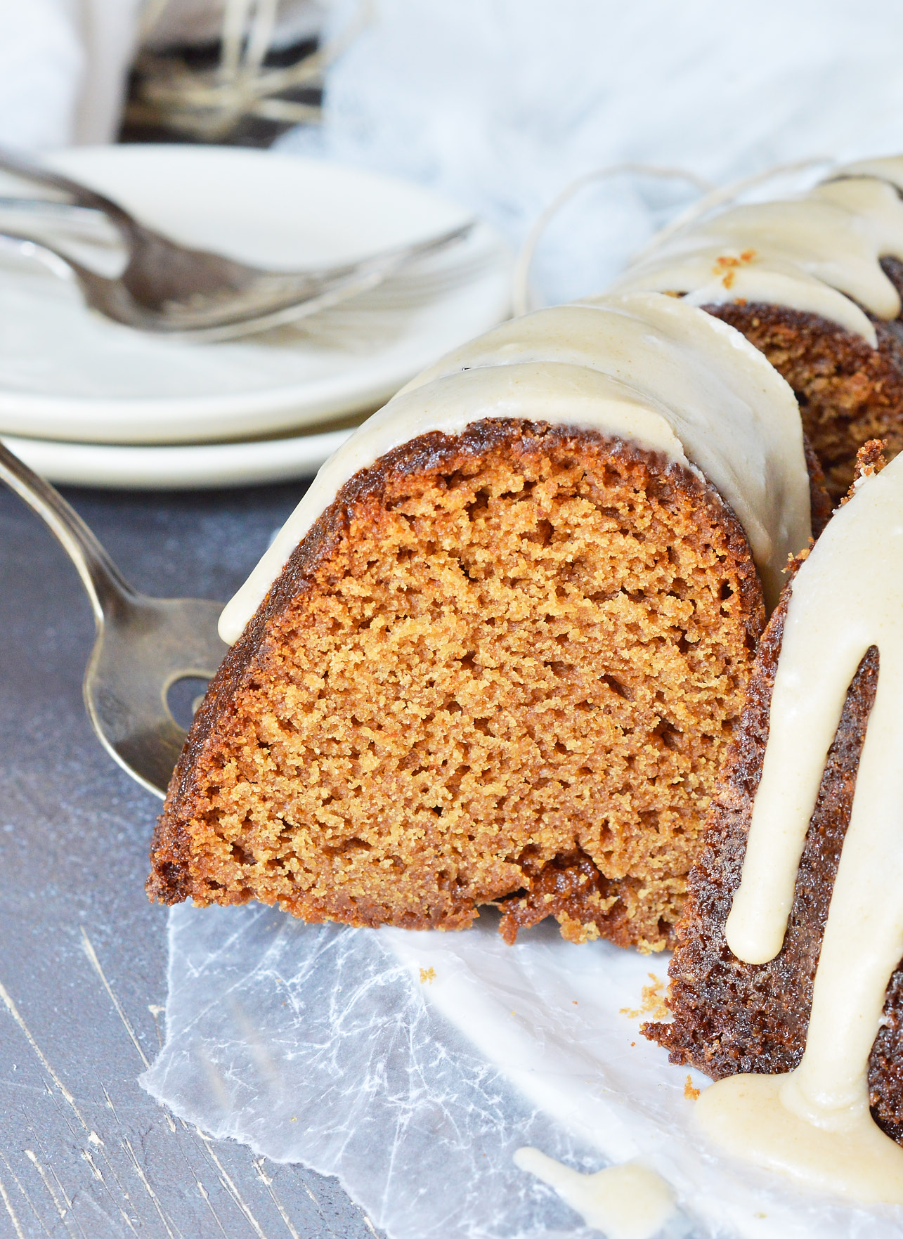 Banana Carrot Bundt Cake Recipe
