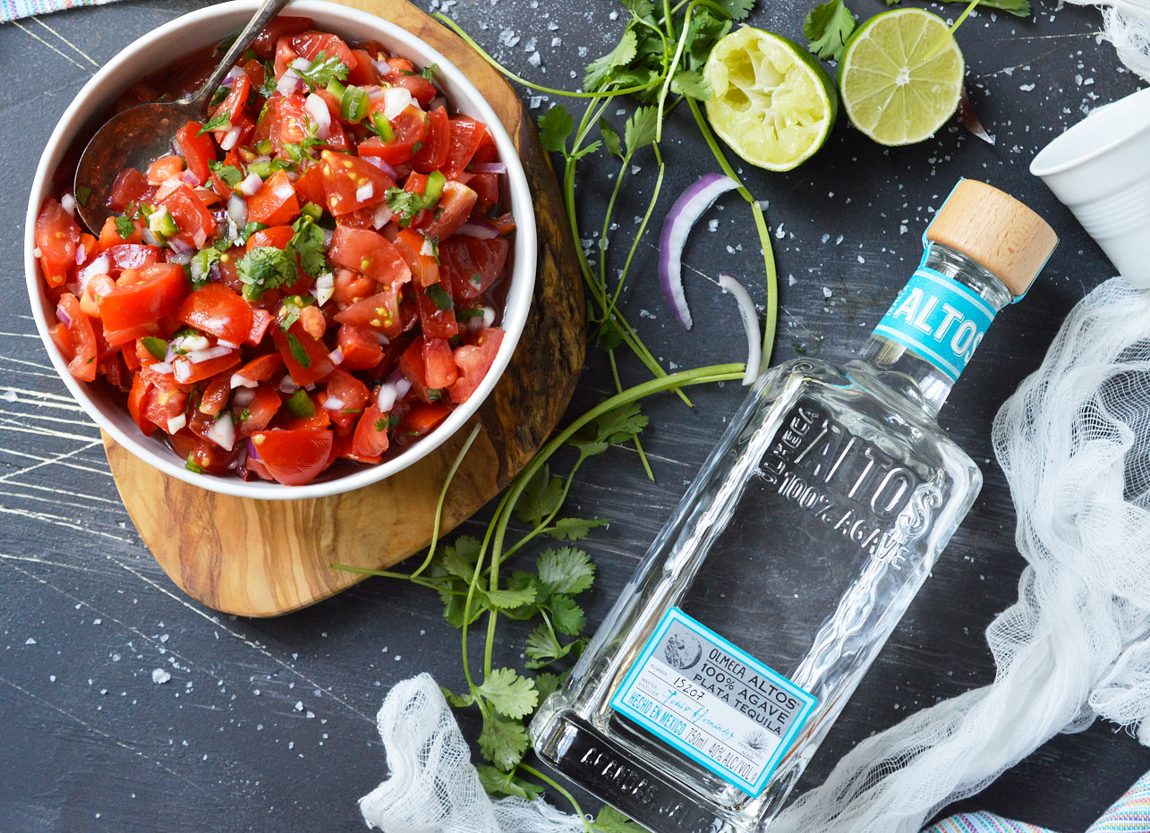 how to make pico salsa