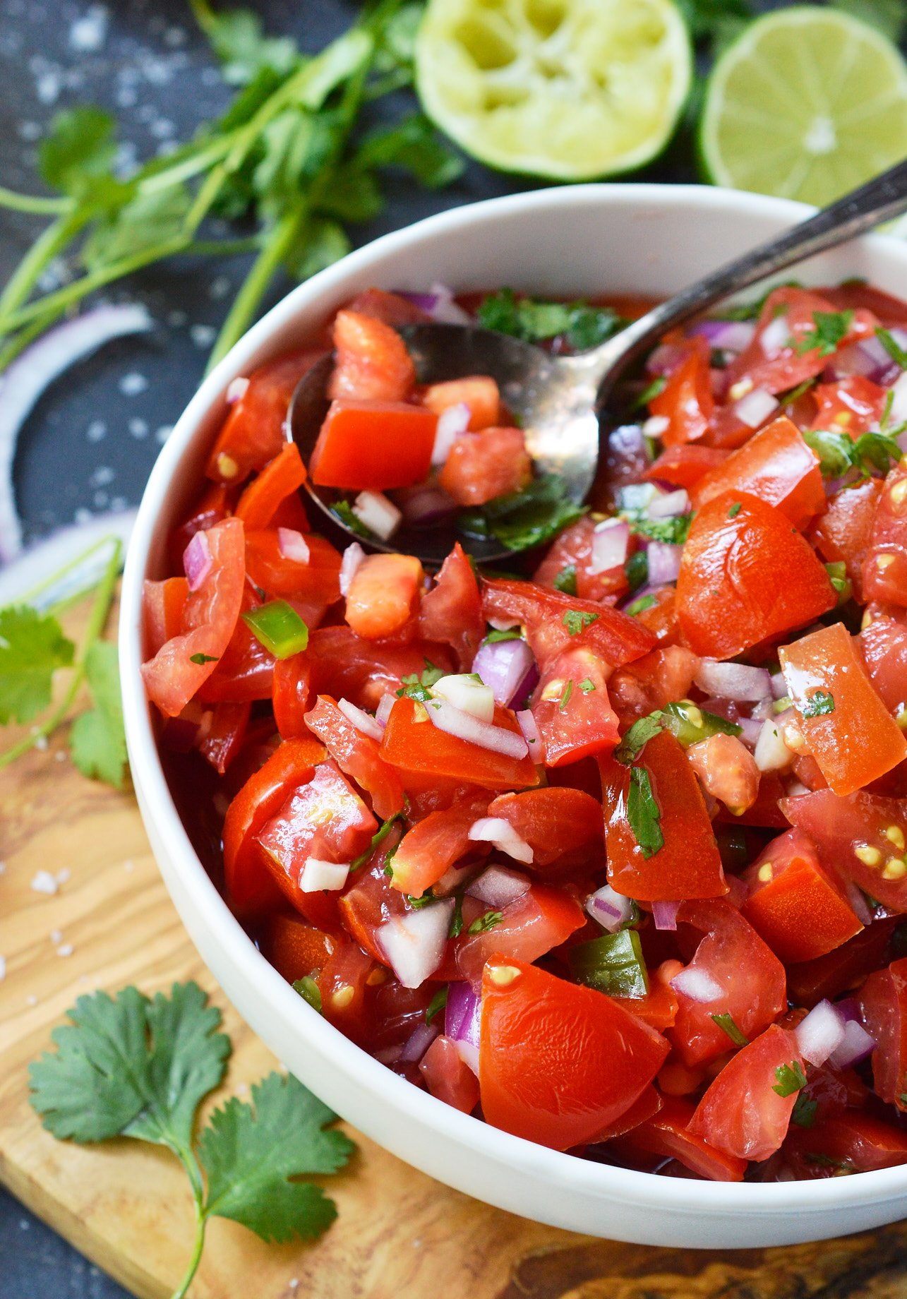 Pico De Gallo Recipe Wonkywonderful