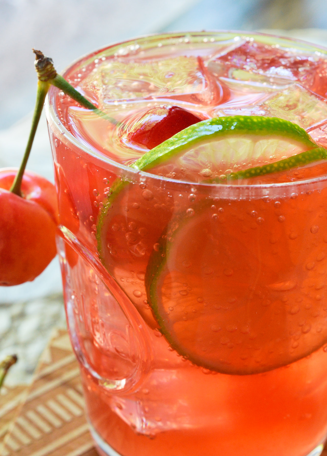 Cherry lime tequila cocktail wonkywonderful warm summer days can only get better with this refreshing cherry lime tequila cocktail this simple summertime drink recipe is made with fresh lime forumfinder
