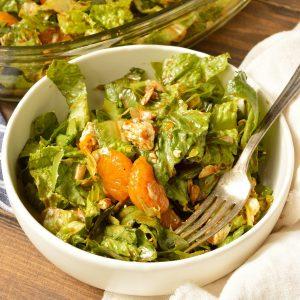 Ex Boyfriend Balsamic Mandarin Orange Salad