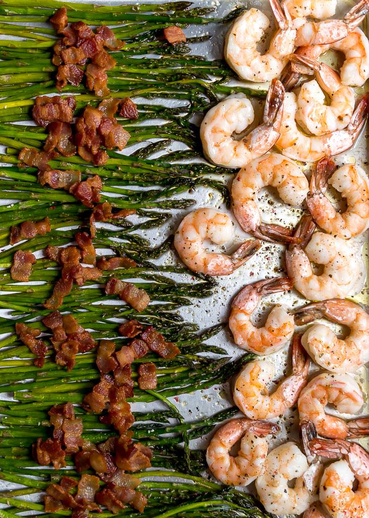 how to cook cooked shrimp in the oven