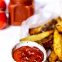 Homemade Ketchup Recipe - Paleo, Whole30