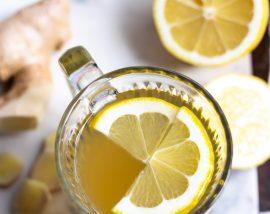 Benefits of Ginger + Ginger Tea Recipe