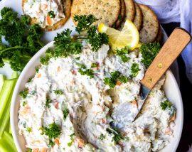 Cold Crab Dip Recipe