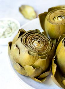 Pressure Cooker Artichokes Instant Pot