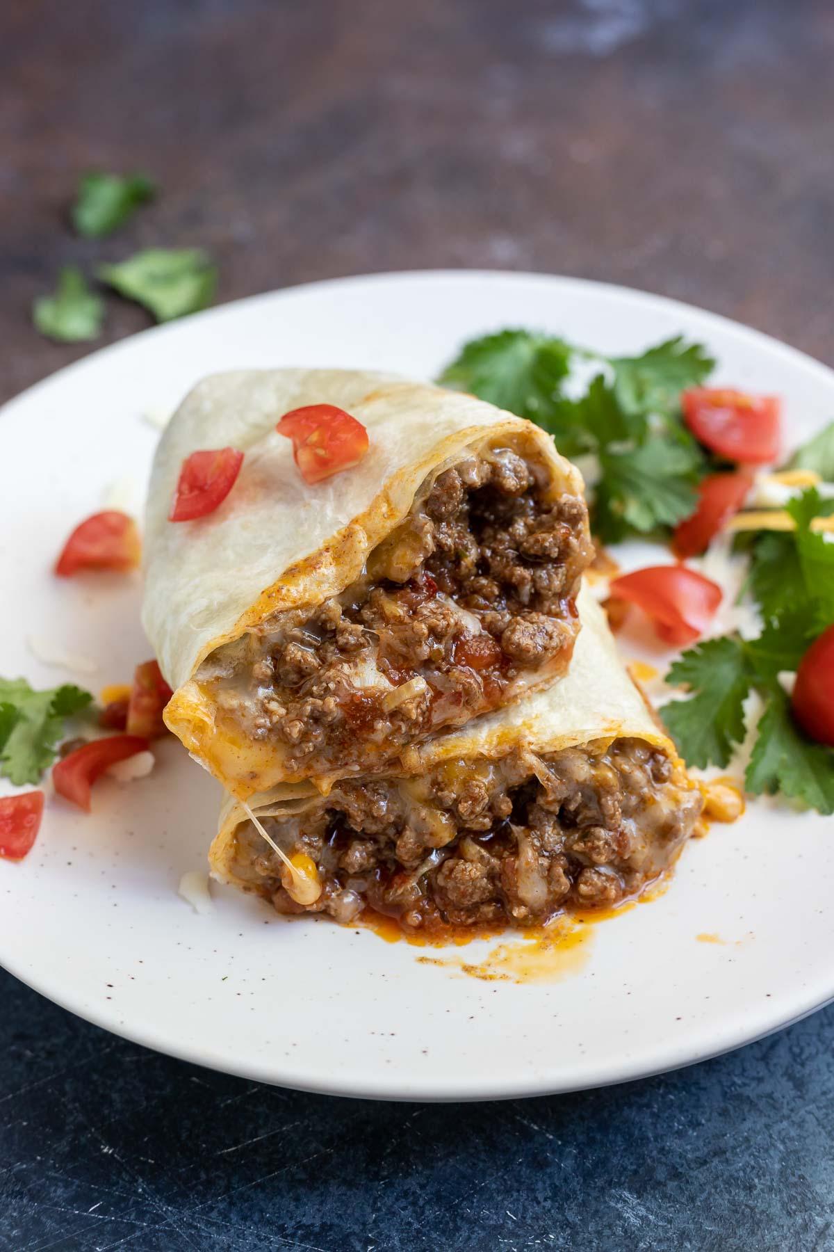 Beef Meximelt Recipe Taco Bell Copycat Wonkywonderful